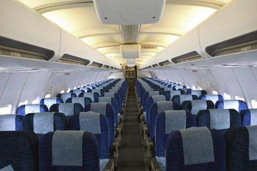 Avion ce que vous avez le droit d emmener en cabine l for Interieur avion ryanair