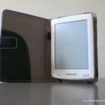 Une couverture sur mesure pour mon ebook reader Samsung E-60