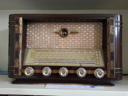 Ma petite radio qui me sert quotidiennement... Quelle sera sa prochaine mise à jour ?