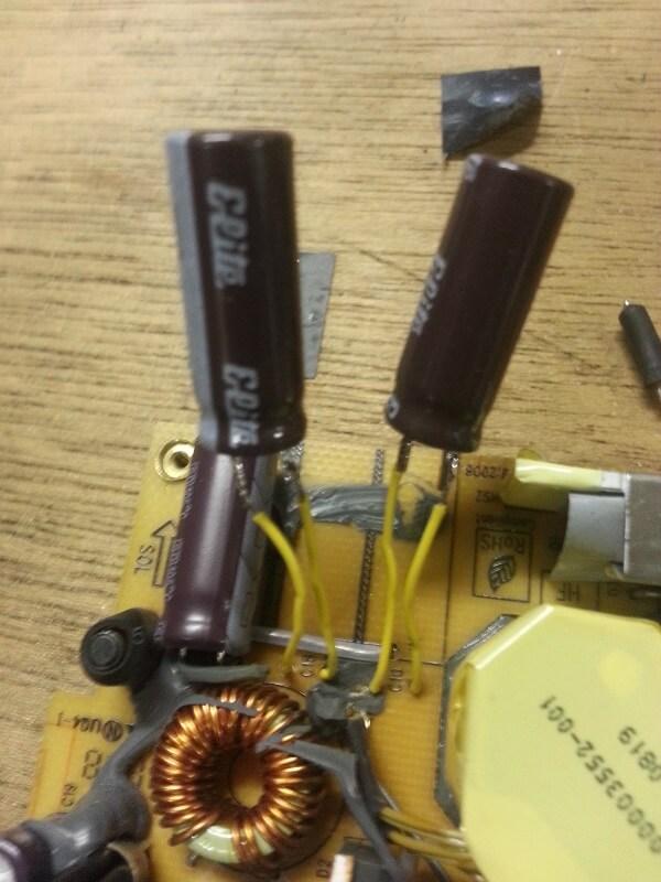 Nos condensateurs sont prêt à reprendre du service !