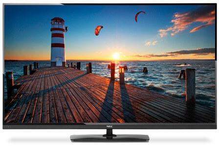 Le Nec MultiSync E424 : un écran commercial qui trône désormais dans mon salon