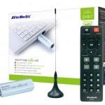Regarder la TNT sur Linux Mint avec la clef USB TNT AverMedia Volar Green HD