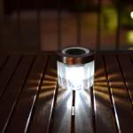 SunDroppar : Fabriquer une lampe solaire décorative