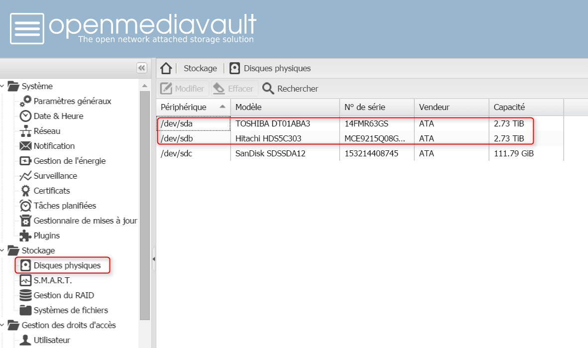 01-OpenMediaVault-Gestion-des-disques