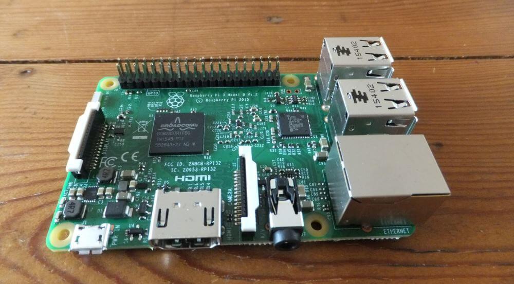 Le nouveau RaspberryPi3