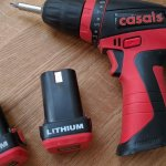 Reconditionner ses batteries d'outils électroportatifs