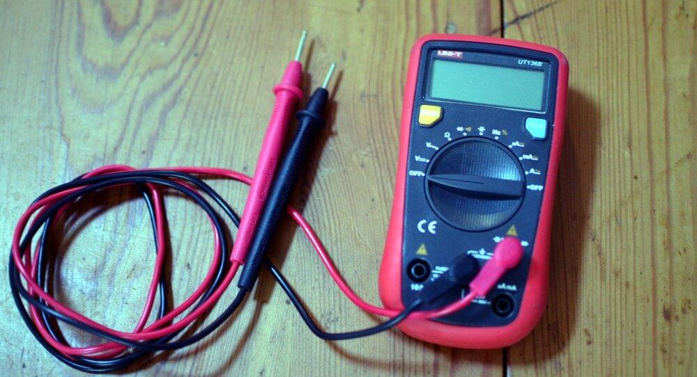 Multimetre Metrix Leroy Merlin